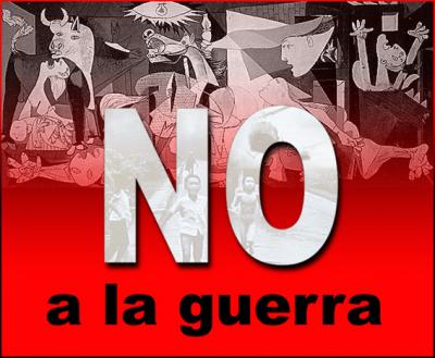 17 de Marzo. NO A LA GUERRA DE IRAK