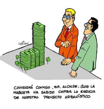 La gestión de la concejalía  de urbanismo de Torrevieja en el punto de mira.