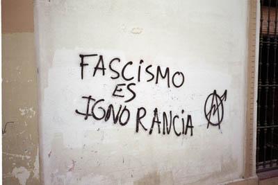 Nuevo ataque fascista en Torrevieja