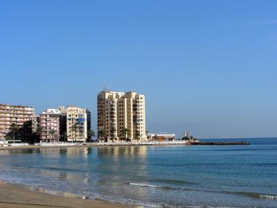 El boom inmobiliario aumenta el riesgo climático para las playas
