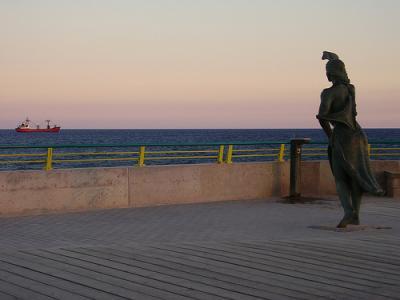 Torrevieja, un remanso de Paz