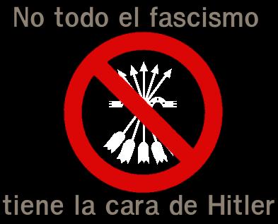 Los símbolos del franquismo en Torrevieja.