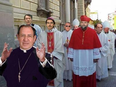 El Obispo de Orihuela declara que la homosexualidad  es una enfermedad y que nadie quiere ser homosexual