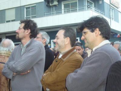 Miguel Angel Pavón propone la creación de una empresa pública estatal que explote las salinas y que garantice los derechos laborales