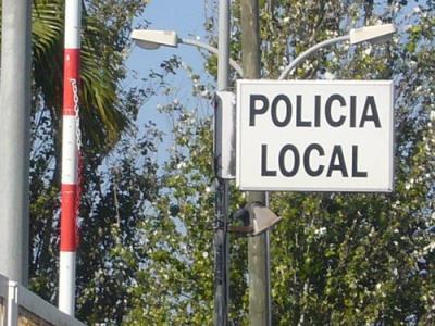 Asaltan el retén de la Policía Local en Los Balcones