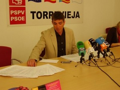 Hernández Mateo manifiesta que Miguel Seva miente y hace el ridículo.