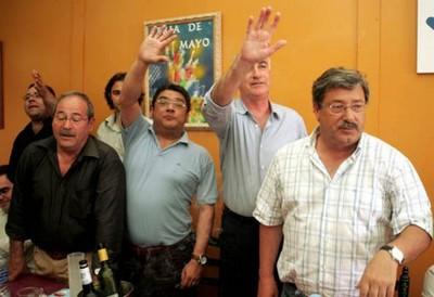 Domingo Soler apoya públicamente al socialista Ángel Giménez.