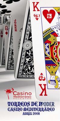 La empresa Casino Mediterraneo será inspeccionada por presunto fraude fiscal.