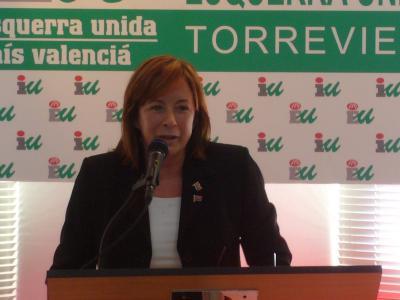 MARGA SANZ VISITARÁ TORREVIEJA EL PRÓXIMO VIERNES 6 DE JUNIO.