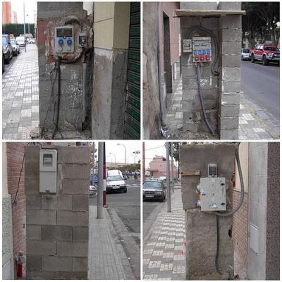 Estafa en los contadores eléctricos de toda España