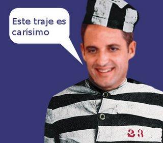 El tio Paco en Torrevieja,  lleno de ilusiones tras su imputación.