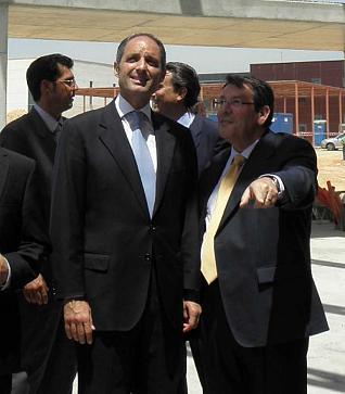 Convocada una movilización contra el nombramiento de Camps hijo adoptivo de Torrevieja